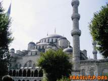 Turkey - Istanbul - The Blue Mosque